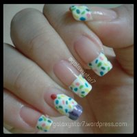 How To - Cupcake Nailart