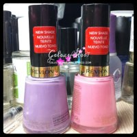 "Revlon ""Enchanting"" & ""Bubbly"""